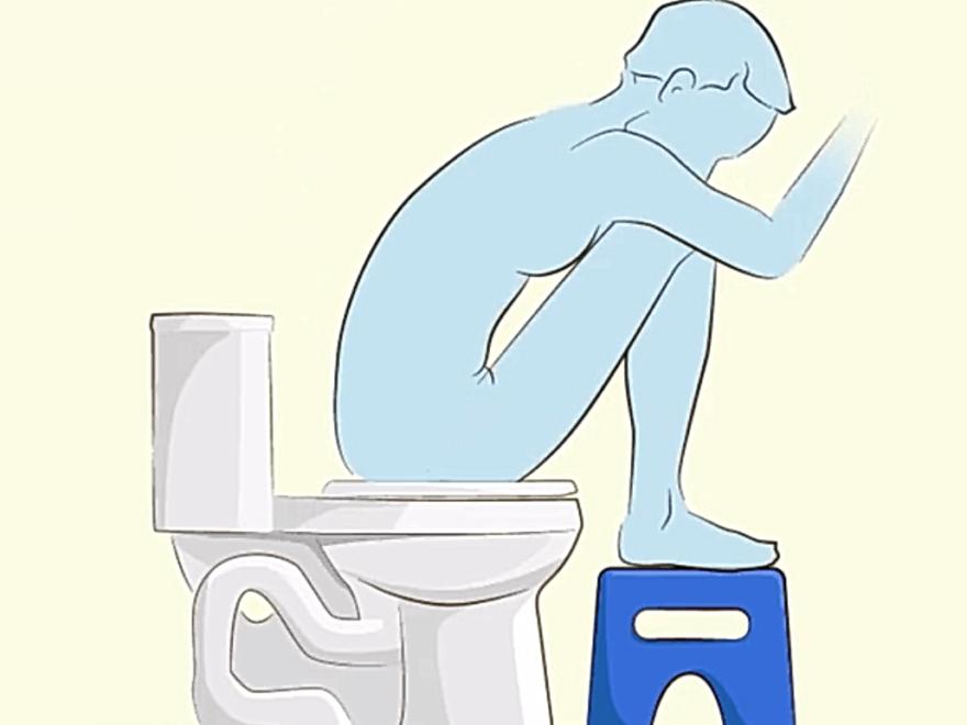 Похудеть ходить в туалет